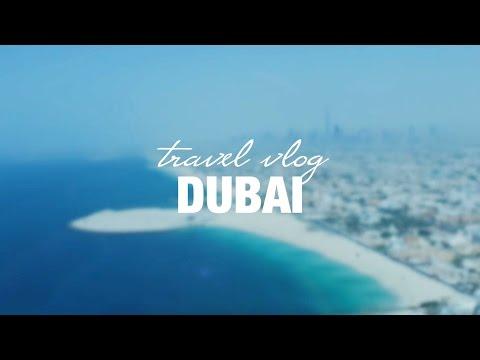 DUBAI 💙 Jumeirah Beach Hotel + Burj Al Arab