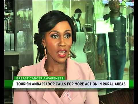 Breast Cancer awareness: Tourism Ambassador calls for more campaign in rural areas