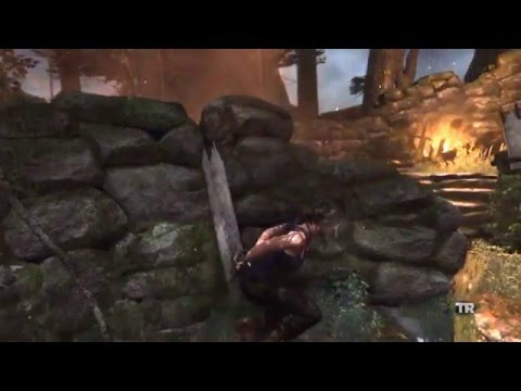 Tomb Raider One Woman Army Pt1