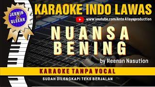 NUANSA BENING by Keenan Nasution (stereo) - Rekaman jernih dan gleerr