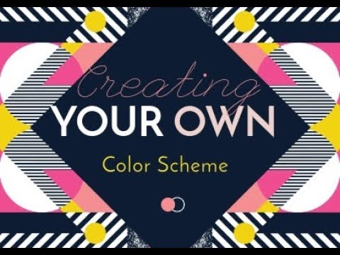 5 Free sites to create your own Color Schemes