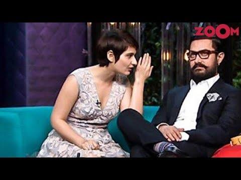 Fatima Sana Shaikh FINALLY talks about her rumoured relationship with Aamir Khan Mp3
