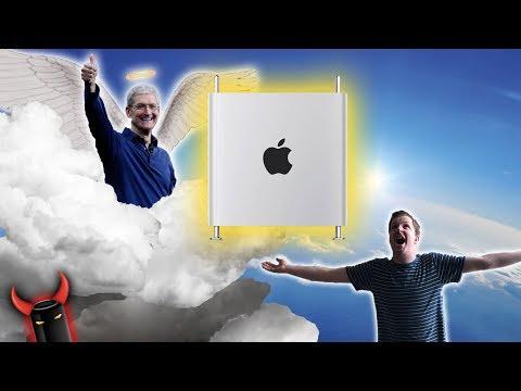 The 2019 Apple Mac Pro Is Perfect! Well... Kinda.