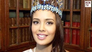 Miss World 2013 Megan Young Interview