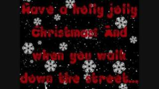 Holly Jolly Christmas Lyrics - Burl Ives