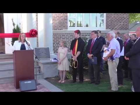 CARNEGIE LIBRARY RIBBON CUTTING: DREAM MADE REAL 6/17/16