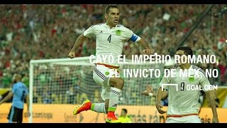 Memes del México 3-1 Uruguay Copa América Centenario
