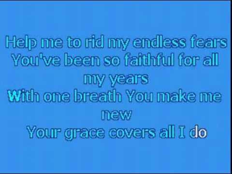 Jeremy Camp - Walk by Faith - Karaoke