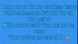 Jeremy Camp - Walk by Faith - Karaoke