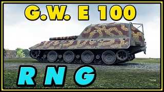 World of Tanks | G.W. E 100 - 7 Kills - 9.3K Damage