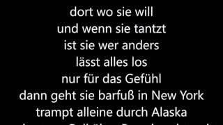 Max Gieseinger - Wenn Sie tanzt (Lyrics)