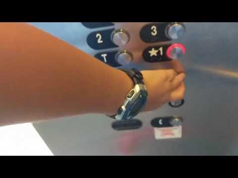 Otis Series 4 Gen 2 Elevators @ Parking Garage 1 Cleveland Clinic Main Campus Cleveland OH