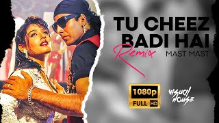 Tu Cheez Badi Hey Mast Mast ( DJ UTKarsH Remix) Demo