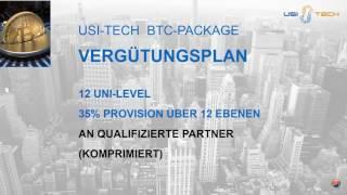 USI Tech Geld verdienen mit BITCOINS Präsentation Deutsch