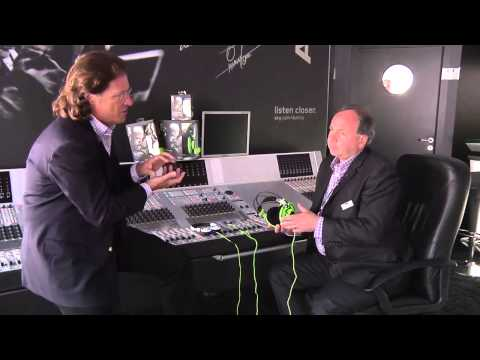 AKG and Harman Launch The Quincy Jones Q701 Headphones (I...