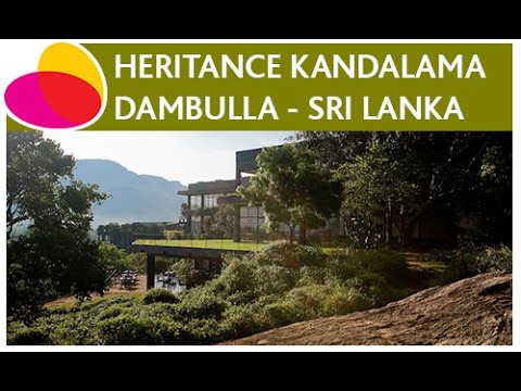 heritance kandalama dambulla sri lanka youtube. Black Bedroom Furniture Sets. Home Design Ideas