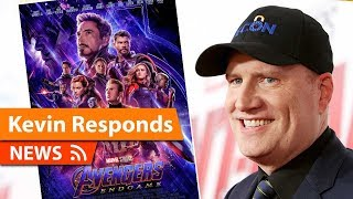 Kevin Feige fires back at Martin Scorsese's Attack on Marvel Movies