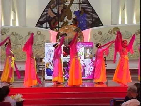 Nhạc Kịch: Annê Lê Thị Thành - Gx Tân Phước Mừng Ngày Quốc Tế Phụ Nữ 8/3/2014.