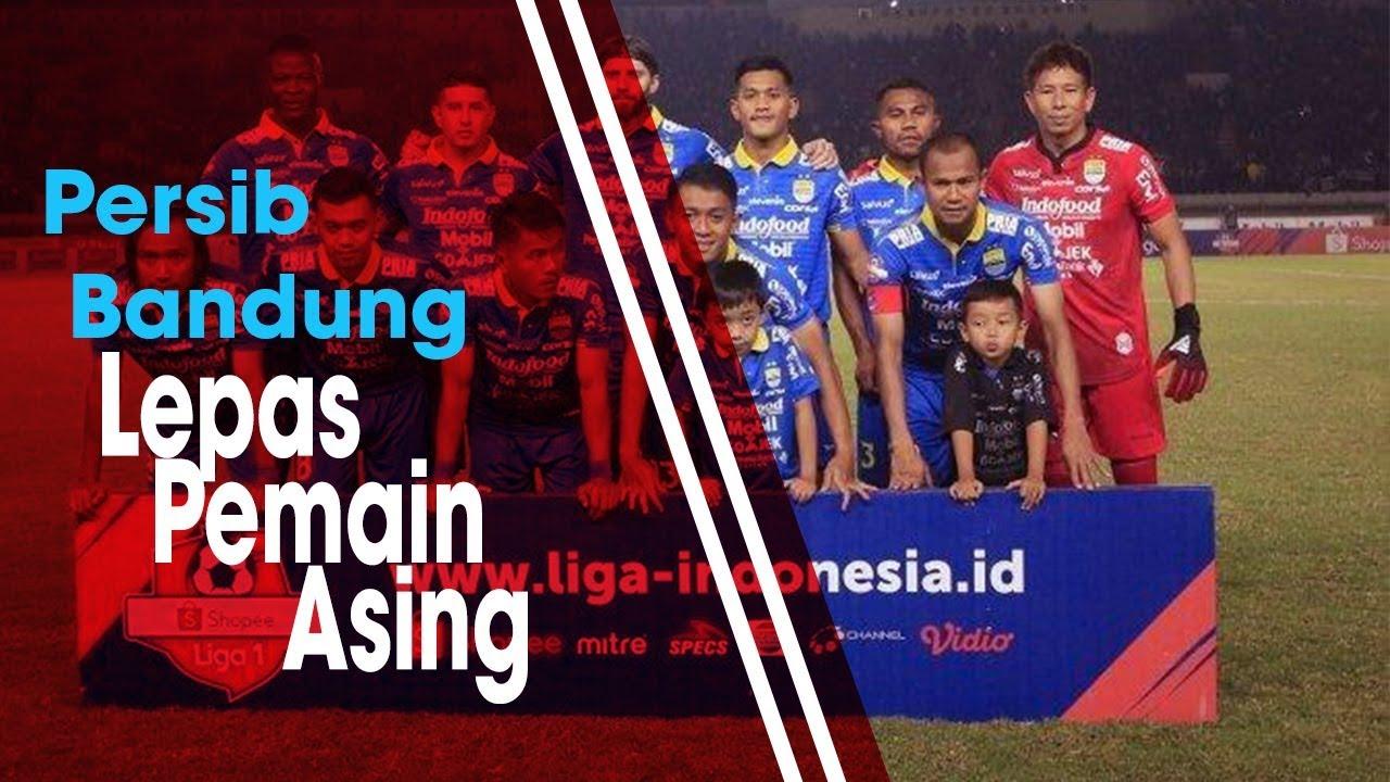 Persib Bandung Lepas Pemain Asing