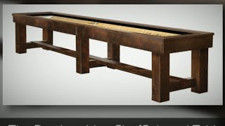 Breckenridge Shuffleboard Table By Olhausen Call 480-792-1115