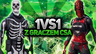 1 VS 1 Z Graczem CS:GO w Fortnite *Kto wygrał* + KONKURS