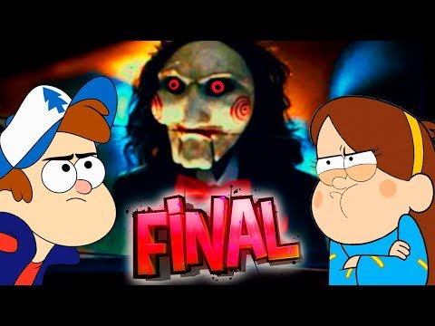 GRAVITY FALLS FINAL | Gravity Falls Saw Game Parte 3