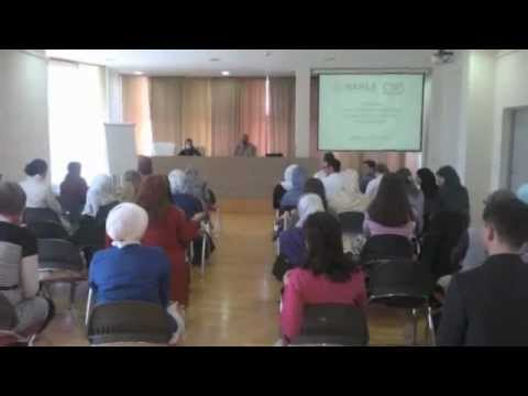 Jasser Auda - Q and A on Women in the Islamic Law, Bosnia - P2