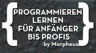 Programmieren Lernen - Lerne alle Sprachen in einer Serie #1 - Einleitung