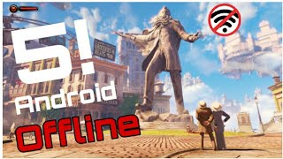 Top 5 free Android games | offline