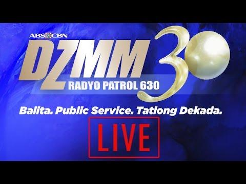 DZMM TeleRadyo Livestream - October 15, 2016