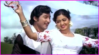 Sobhan Babu And Sridevi Super Hit Love Song - illalu Telugu Movie Video Songs