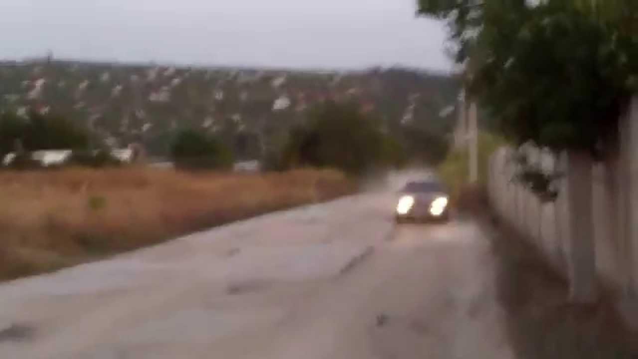 Drumul de la Dumbrava la Trușeni e într-un hal fără de hal