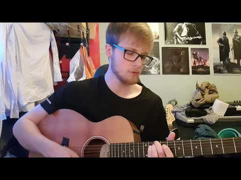 i forget where we were/time is dancing - ben howard (daniel scott cover)