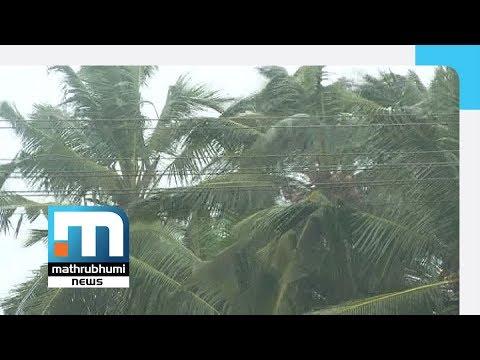 Kanyakumari Reels Under Heavy rains, Gale| Mathrubhumi News