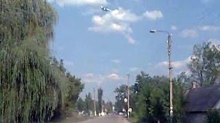 ВВС Украины носятся на сверхнизких высотах в Одесской области