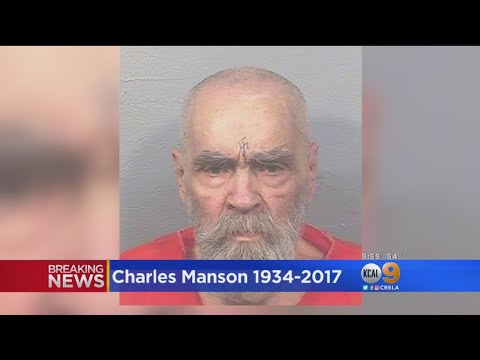 Breaking: Charles Manson Dead At 83