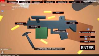How to do RPG glitch on Battlefield roblox
