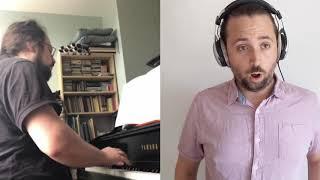 """Spécial COVID-19 - """"Di Provenza il mar, il suol"""", La traviata, G. Verdi"""