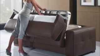 Rozkladacie sedačky Euro Sofa