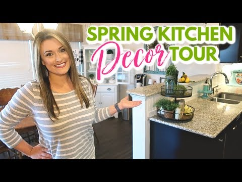 SPRING FARMHOUSE DECOR & KITCHEN UPDATES   Cook Clean And Repeat