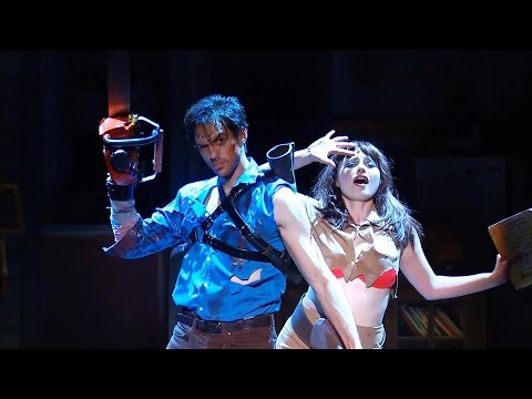 Evil Dead: The Musical - Cast Interview and Highlights