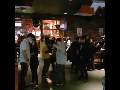 Keltic Rock Pub Brampton last night 3