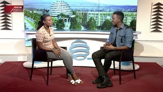 #LeMiroir S04 Gloria Mukamabano (coulisses du Journal de RTV)