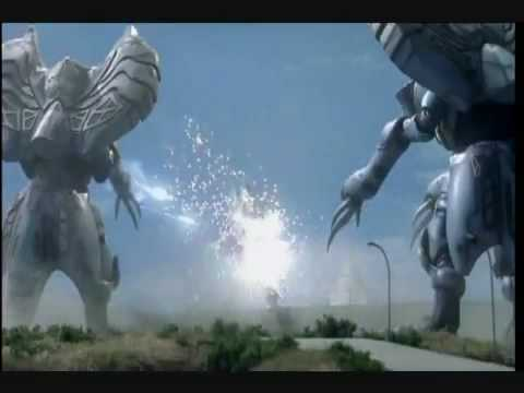 ultraman cosmos vs justice the movie part 1 - YouTube