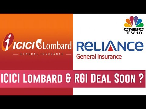 ICICI Lombard To Acquire Reliance General Insurance ?