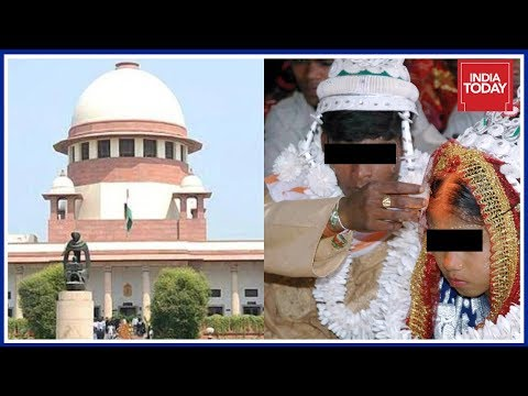 Landmark SC Ruling Against Child Marriage : Sex With Minor Wife Is Rape