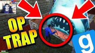 OP TRAP! - GMOD Death Run #28 with Vikkstar (Garry's Mod Deathrun)