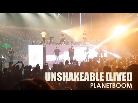 UNSHAKEABLE - PLANETBOOM new song! | PLANETSHAKERS MANILA CONFERENCE 2020