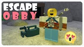 """Escape from the OLD mine"" | Roblox Escape Obby Indonesia"