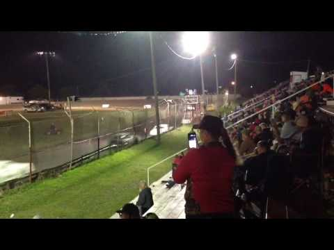 Factory Stock Feature part 4 Superbowl Speedway 3-18-17